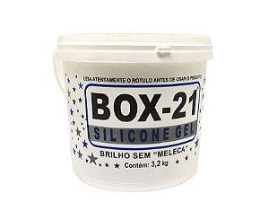 SILICONE GEL 3,2KG BOX-21