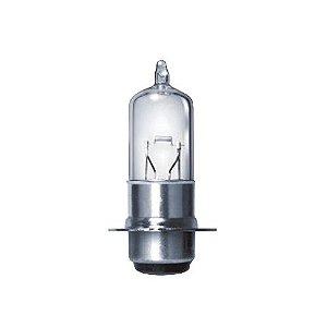 LÂMPADA FAROL BIZ 100/110/125 POP 100/110 NEO 115 M5 35W 12V