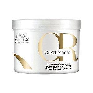 Máscara Wella Oil Reflection 500ml