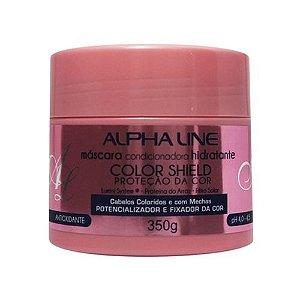 Máscara Alpha Line Hidratação Color Shield 350g