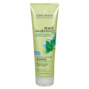 John Frieda Root Awakening Purify + Nourish Shampoo for Oily Scalp - Shampoo 250ml