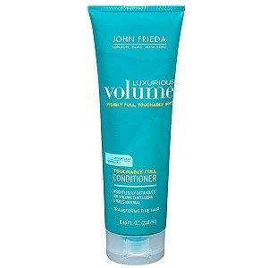 John Frieda Luxurios Volume Touchably Full - Condicionador 250 ml