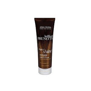 John Frieda Brilliant Brunette Liquid Shine Illuminating - Shampoo 250 ml
