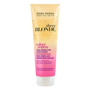 John Frieda Sheer Blonde Color Renew Tone Correcting - Condicionador 250ml
