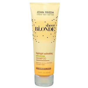 John Frieda Sheer Blonde Enhancing Darker Blondes – Shampoo 250ml