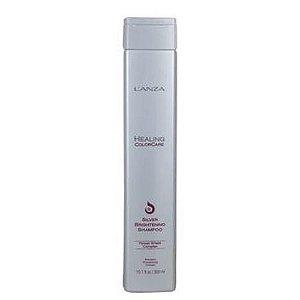 Shampoo Lanza Healing Colorcare Silver Bightening 300ml