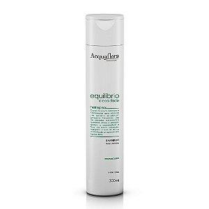Shampoo Acquaflora Eq Oleosidade Raiz Oleosa 300ml
