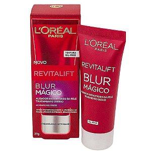 Revitalift Blur Magico Loreal Paris Dermo Expertise Aperfeiçoador e Primer