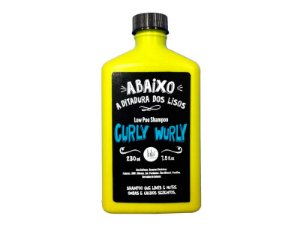 Lola Curly Wurly Low Poo Shampoo 230 ml