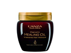 Máscara Lanza Keratin Healing Oil Intensive Hair 210ml