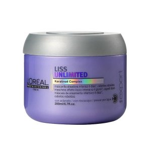 L'Oréal Professionnel Liss Unlimited - Tratamento Intensivo - Máscara 200g