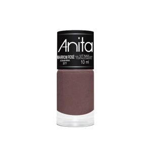 Esmalte Anita Cremoso 377 Marron Rosé  - 10 ml