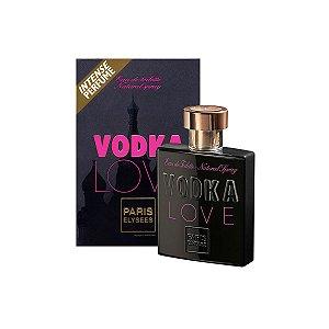 Vodka Love Eau De Toilette Paris Elysees - Perfume Feminino 100ml