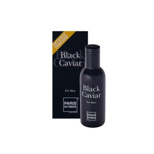 Black Caviar Eau De Toilette Paris Elysees - Perfume Masculino 100ml