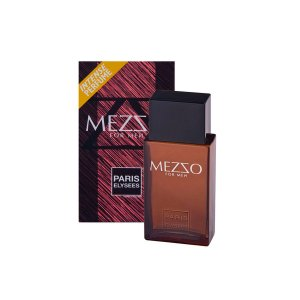 Mezzo Eau De Toilette Paris Elysees - Perfume Masculino 100ml