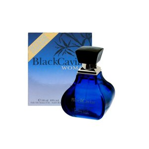 Black Caviar Woman Eau De Toilette Paris Elysees - Perfume Feminino 100ml