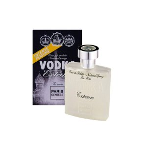 Vodka Extreme Eau De Toilette Paris Elysees - Perfume Masculino 100ml