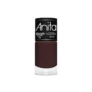 Esmalte Anita Cremoso 376 Brigadeiro - 10 ml