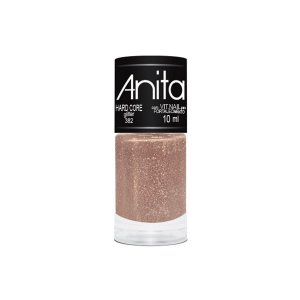 Esmalte Anita Glitter 382 Hard Core - 10 ml