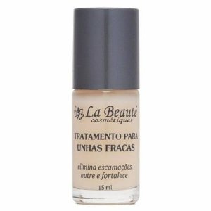 Base La Beauté - Tratamento para Unhas Fracas 15ml