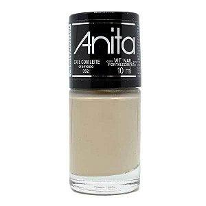 Esmalte Anita Cafe com Leite 10ml