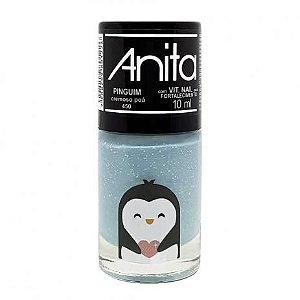 Esmalte Anita Pinguim - 10ml