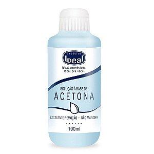 Solução à base de acetona IDEAL - 100ml