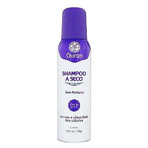Shampoo a seco Ouran Sem Perfume 150ml