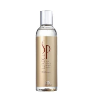 Shampoo Wella Sp Luxe Oil Keratin Protect - 200ml