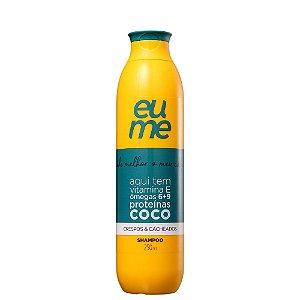 EuMe Shampoo Crespos e Cacheados - 250ml