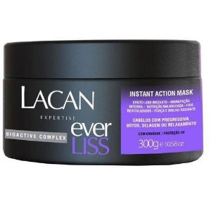 Máscara Lacan Instant Action Mask Ever Liss 300g