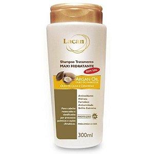 Shampoo Lacan Maxi Hidratante Argan Oil 300ml
