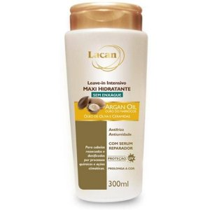 Leave in Lacan Maxi Hidratante Argan Oil 300ml