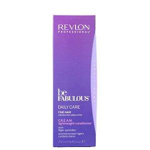 Condicionador Revlon Be Fabulous Fine Hair 250 ml