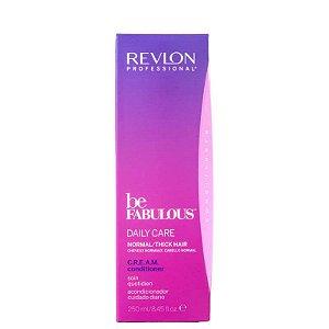 Condicionador Revlon Be Fabulous Normal Hair 250 ml