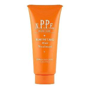 NPPE Shining Hair Treatment - Máscara capilar 90ml
