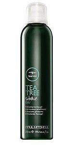 Tea Tree Shave Gel Espuma de Barbear 200ml