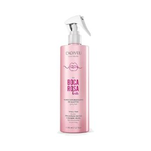Leave in Cadiveu Boca Rosa Quartzo 215ml
