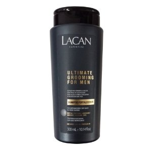 Shampoo Lacan Fortalecedor Ultimate Grooming For Men 300ml