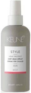 Keune Protetor térmico Style Hot Iron Spray 200ml