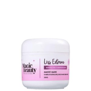 Máscara Magic Beauty Liss Extreme 250g