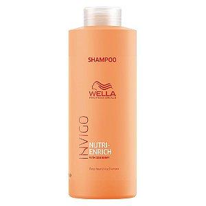 Shampoo Wella Nutri Enrich 1L