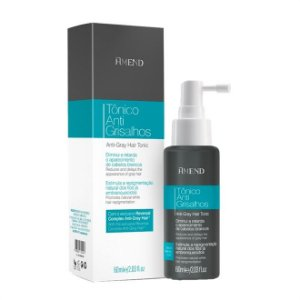 Tônico Anti Grisalhos Amend 60ml