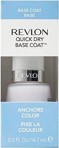 Base para Unha - Revlon Quick Dry Base Coat - 14,7ml