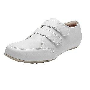 Tenis Branco Feminino Enfermagem Modare Conforto