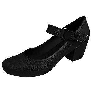 Sapato Boneca Preto Boaonda Saltinho