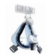 Máscara Facial (Oronasal) Comfort Full Gel - Philips Respironics