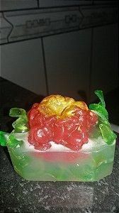 Sabonete Glicerinado 3D Amor Perfeito