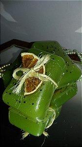 Sabonete Artesanal Kiwi com Limão 90 g