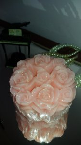 Sabonete Rosas Provence